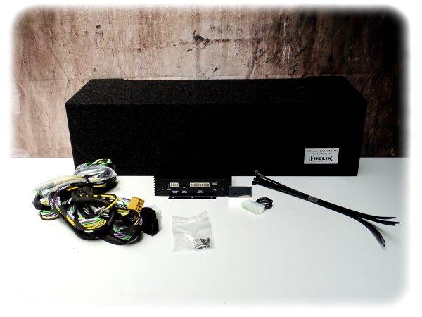 "Original VW Plug & Play Soundsystem ""300W Sinus"" - Kofferraum - 000051419C"