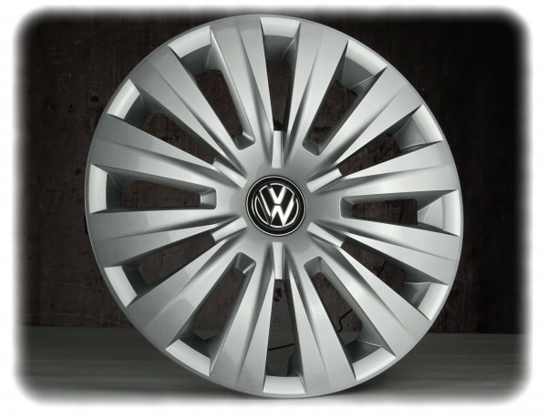 Orginal Volkswagen Golf Radzierblende (1Stk.) 15 Zoll - Räder Zubehör - 5G0601147 YTI