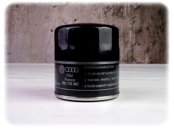 Original Volkswagen Oelfilter - Motor - 03L115561
