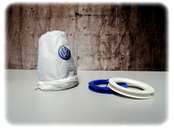 Orginale Volkswagen Lenkdrache - Zubehör - 000087702 084