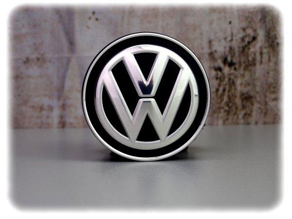 Original Volkswagen Nabenkappen-Satz mit Spinnerfunktion - Zubehör - 000071213C