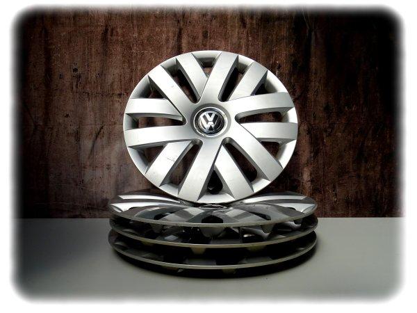 Original gebraucht VW Polo Radzierblende (4 Stk.) 15 Zoll - Räder Zubehör - 6R0601147C