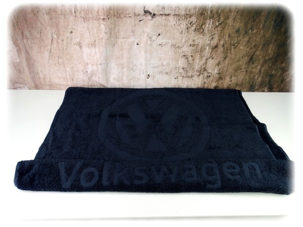 Original Volkswagen Badehandtuch - Bekleidung - 1H0084500