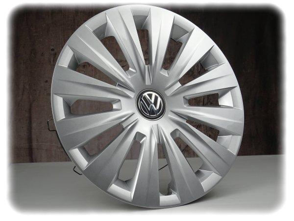Original Volkswagen Golf / Jetta Radzierblende-Satz (4Stk.) 15 Zoll - Räder Zubehör - 5G0071455 YTI