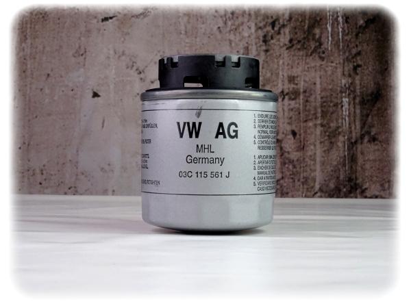 Original Volkswagen Ölfilter - Motor - 03C115561J