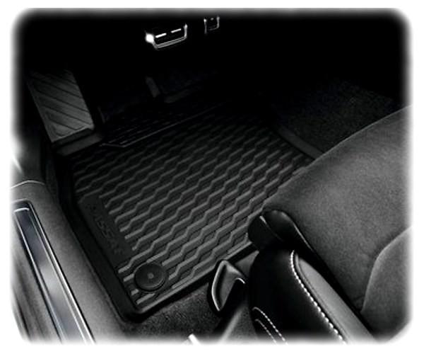 Original VW Passat 8 Fußmatten-Satz vorne - Allwetter-Fußmatten - 3G1061502A 82V