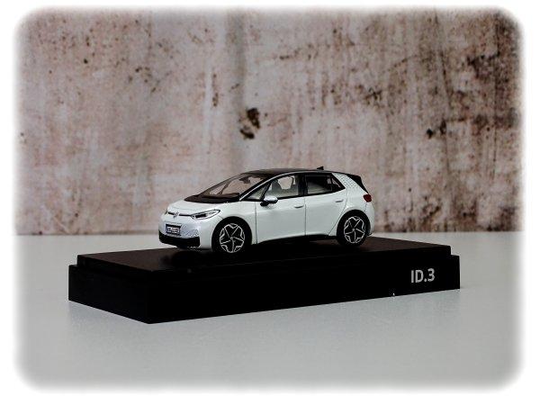 Originale VW ID.3 Modellauto 1:43 - Zubehör - 10A099300 EK8