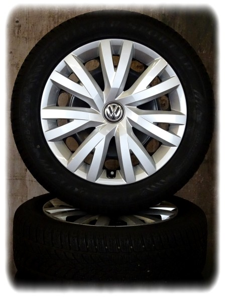 Volkswagen Golf Winterräder Kompletträder 205/55 R16 91H Z-0040