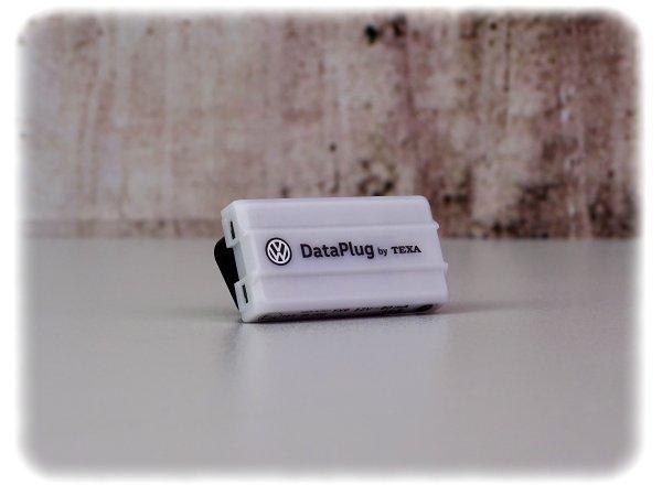 Original Volkswagen DataPlug Smartphone OBD2 elektronisches Fahrtenbuch - GPS - 5GV051629G