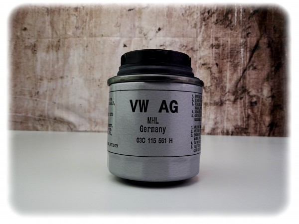 Original Volkswagen Ölfilter - Motorölfilter - 03C115561H