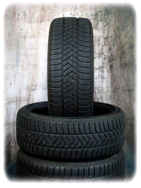 Gebrauchte Winterreifen Pirelli 225/40 R18 92V REI-0439