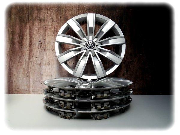 Original gebraucht VW Tiguan Radzierblende (4 Stk.) 17 Zoll - Räder Zubehör - 5NA601147