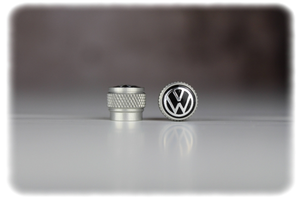 Original Volkswagen Ventilkappen-Set - Räder Zubehör - 000071215A