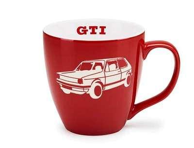 Original Volkswagen GTI Tasse Rot - Accessoires - 5KA069601A